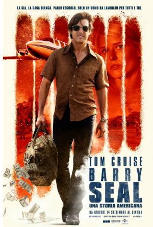 BARRY SEAL - Una storia americana dal 14 settembre al cinema