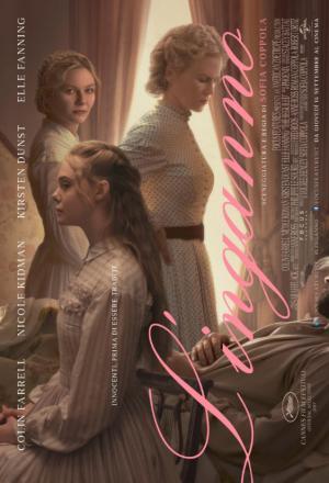 L INGANNO dal 21 settembre al cinema
