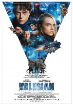 VALERIAN E LA CITTA' DAI MILLE PIANETI dal 21 settembre al cinema
