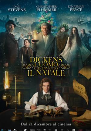 DICKENS: L UOMO CHE INVENTO  IL  NATALE dal 21 dicembre al cinema