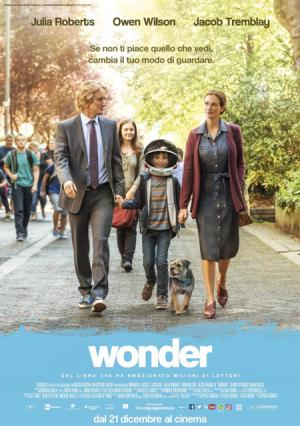 WONDER dal 21 dicembre al cinema