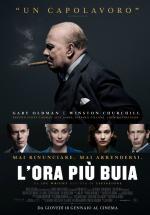 prossimamente al cinema L ORA PIU  BUIA dal 18 gennaio al cinema