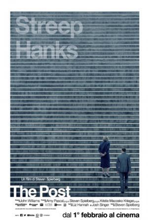 THE POST dall 1 febbraio al cinema
