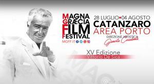 MAGNA GRAECIA FILM FESTIVAL CON RAPHAEL GUALAZZI E MARIANNE MIRAGE