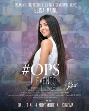 #OPS - L EVENTO dall 1 novembre al cinema