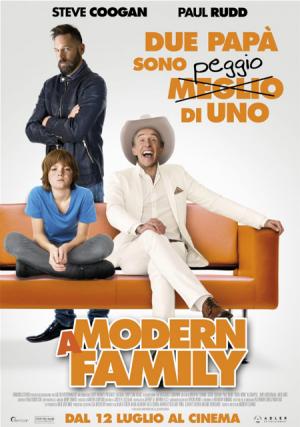 A MODERN FAMILY DAL 12 LUGLIO AL CINEMA