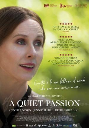 A QUIET PASSION dal 14 giugno al cinema