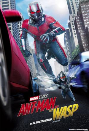 ANT-MAN AND THE WASP dal 14 agosto al cinema