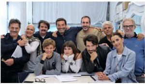 APPENA UN MINUTO ecco il cast del nuovo film Francesco Mandelli