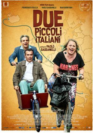 DUE PICCOLI ITALIANI dal 14 giugno al cinema