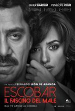 prossimamente al cinema ESCOBAR - IL FASCINO DEL MALE dal 19 aprile