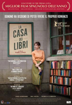 LA CASA DEI LIBRI dal 27 settembre al cinema