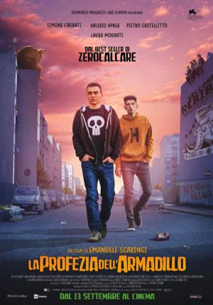 LA PROFEZIA DELL ARMADILLO dal 13 settembre al cinema