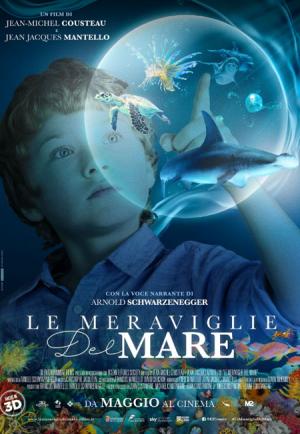 LE MERAVIGLIE DEL MARE dal 17 maggio al cinema