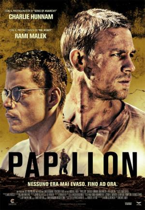 PAPILLON DAL 27 GIUGNO AL CINEMA