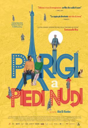 PARIGI A PIEDI NUDI dal 17 maggio al cinema