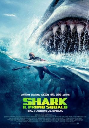 SHARK IL PRIMO SQUALO dal 9 agosto al cinema