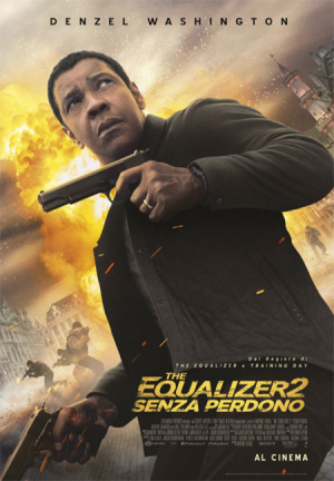 THE EQUALIZER 2 dal 13 settembre al cinema