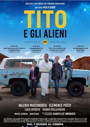 TITO E GLI ALIENI dal 7 giugno al cinema