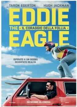 EDDIE THE EAGLE - il coraggio della follia dall'1 giugno al cinema