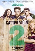 CATTIVI VICINI 2 dal 30 giugno al cinema