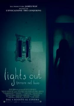 LIGHTS OUT dal 4 agosto al cinema