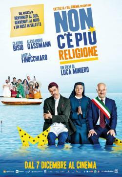 NON C'E' PIU' RELIGIONE dal 7 dicembre al cinema