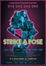 STRIKE A POSE il 5 e 6 dicembre al cinema