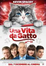 UNA VITA DA GATTO dal 7 dicembre al cinema