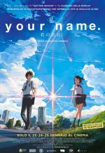prossimamente al cinema YOUR NAME il 23-24-25 gennaio al cinema