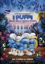 I PUFFI 3 : VIAGGIO NELLA FORESTA SEGRETA dal 6 aprile al cinema
