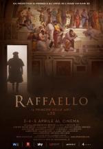 RAFFAELLO IL PRINCIPE DELLE ARTI IN 3D dal 4 aprile al cinema