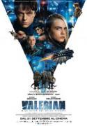 Valerian e la città dei mille pianeti a trento