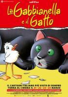 La gabbianella e il gatto a
