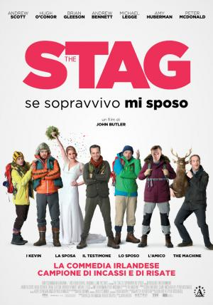 The stag - Se sopravvivo mi sposo dal 28 agosto al cinema
