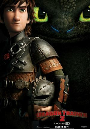 Dragon Trainer 2 dal 16 agosto al cinema