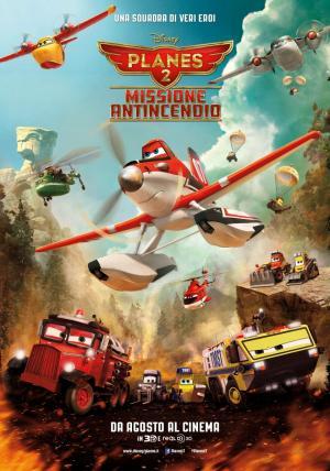 Planes 2 - Missione antincendio dal 28 agosto al cinema