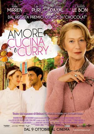 Amore Cucina e Curry dal 9 ottobre al cinema