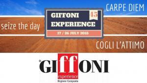 CARPE DIEM sarà il tema della 45esima ed. del Giffoni Experience