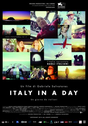 ITALY IN A DAY dal 23 settembre al cinema