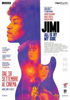 Jimi: All Is by My Side dal 18 settembre al cinema