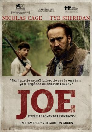 JOE dal 16 ottobre al cinema
