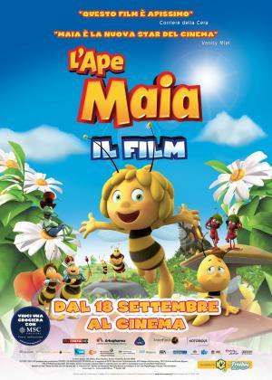 L Ape Maia dal 18 settembre al cinema
