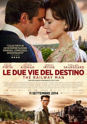 Le due vie del destino (The Railway Man) dall 11 settembre al cinema