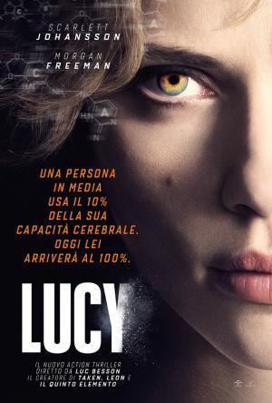 Lucy  dal 25 settembre al cinema