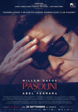 Pasolini il 25 settembre al cinema