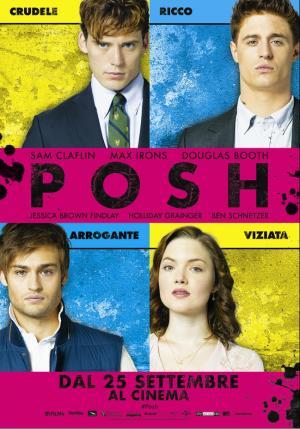 POSH dal 25 settembre al cinema