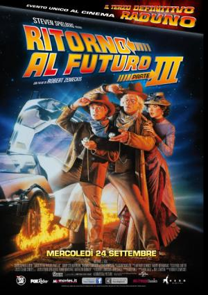 RITORNO AL FUTURO III - Il terzo definitivo raduno il 24 settembre