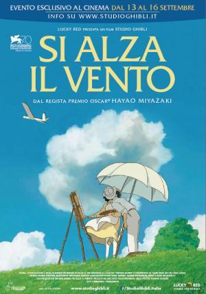 Si alza il vento (Kaze Tachinu) dal 13 settembre al cinema