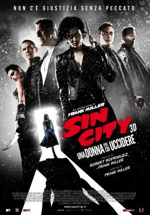 Sin City 2 - Una donna per cui uccidere dal 2 ottobre al cinema